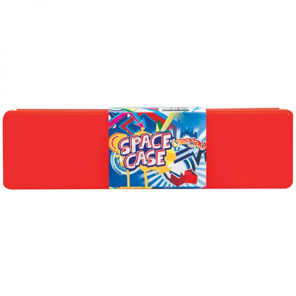 Pencil Boxes - Polyprop (Assorted Colours)