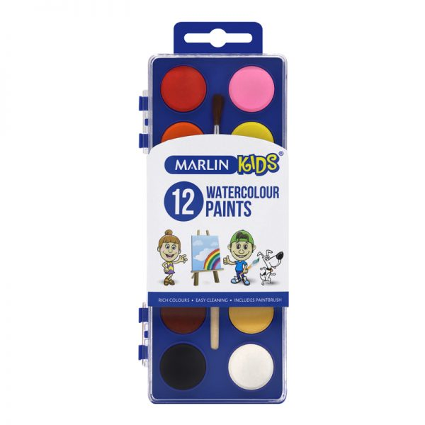 Paint - Water Colours (Non-Toxic)