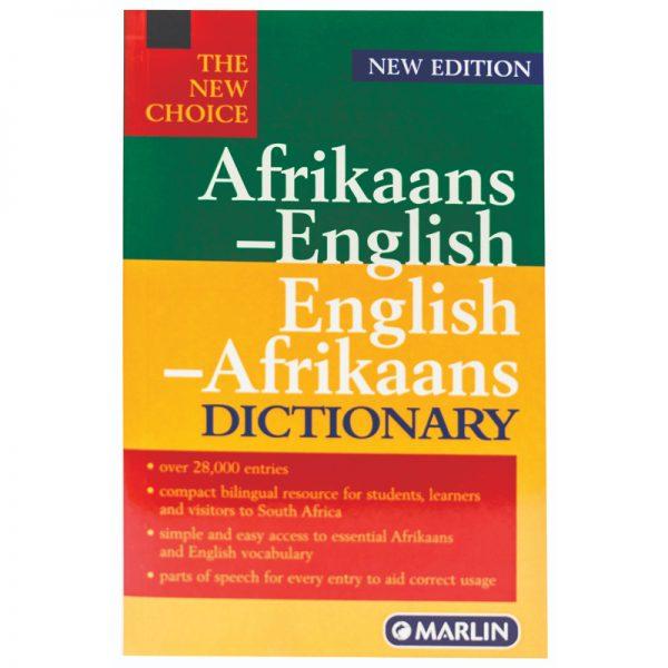 Dictionaries & Diaries