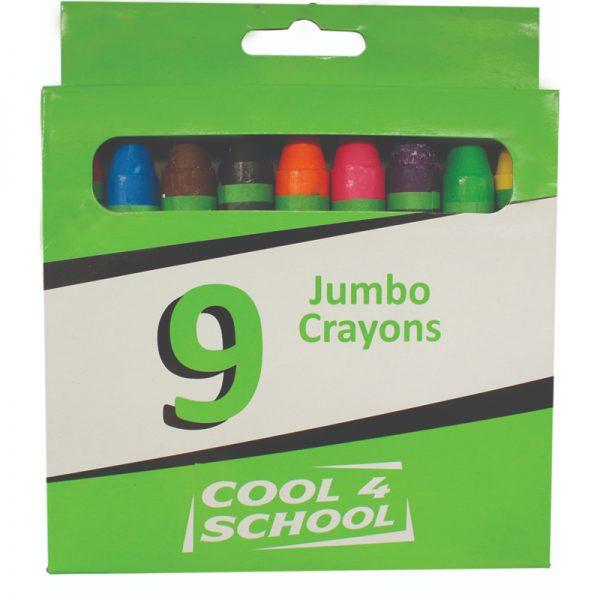 Crayons - Wax (Non-Toxic)