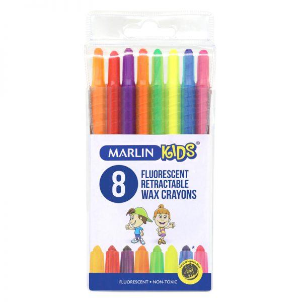 Crayons - Retractable