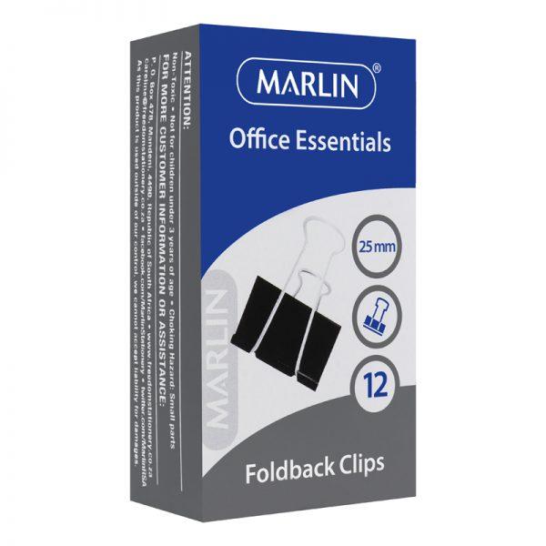 Clips - Fold Back