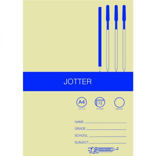 Jotters / Scribblers A4 Newsprint Books
